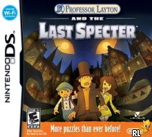 Professor Layton and the Last Specter (U) Box Art