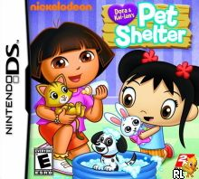 Dora & Kai-Lan's Pet Shelter (U) Box Art
