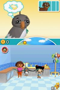 Dora & Kai-Lan's Pet Shelter (U) Screen Shot
