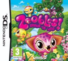 Zoobles! Spring to Life (E) Box Art