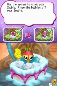 Zoobles! Spring to Life (E) Screen Shot