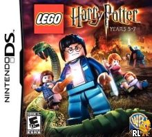 LEGO Harry Potter - Years 5-7 (U) Box Art
