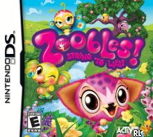 Zoobles! Spring to Life (U) Box Art