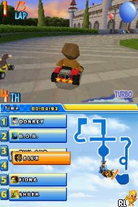 DreamWorks Super Star Kartz (U) Screen Shot