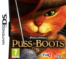 Puss In Boots (E) Box Art