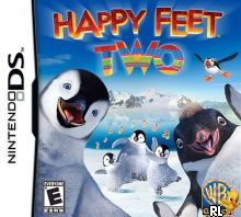 Happy Feet Two (U) Box Art