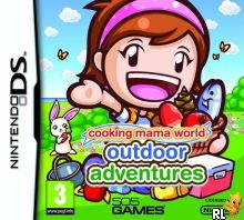 Cooking Mama World - Outdoor Adventures (E) Box Art