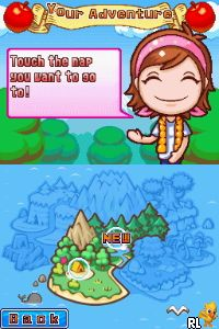 Cooking Mama World - Outdoor Adventures (E) Screen Shot