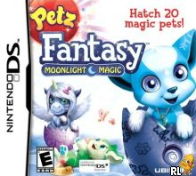 Petz Fantasy - Moonlight Magic (DSi Enhanced) (U) Box Art