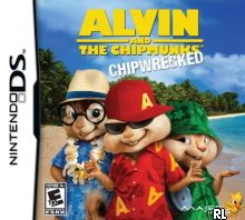 Alvin and the Chipmunks - Chipwrecked (U) Box Art