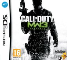 Call of Duty - Modern Warfare 3 - Defiance (E) Box Art