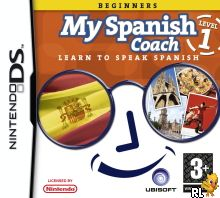 My Spanish Coach - Level 1 - Learn To Speak Spanish (E) Box Art