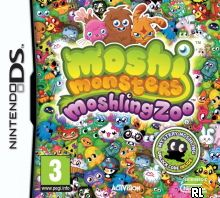 Moshi Monsters - Moshling Zoo (E) Box Art