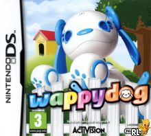 Wappy Dog (E) Box Art