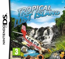 Tropical Lost Island (v01) (E) Box Art