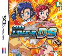 Live on Card Live-R DS (K) Box Art