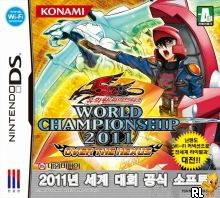 Yu-Gi-Oh 5D's World Championship 2011 - Over the Nexus (K) Box Art