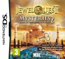 Jewel Quest Mysteries 2 - Trail of the Midnight Heart (E) Box Art