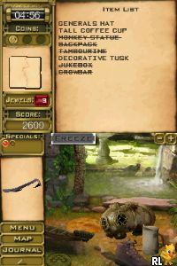 Jewel Quest Mysteries 2 - Trail of the Midnight Heart (E) Screen Shot
