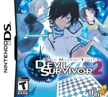 Shin Megami Tensei - Devil Survivor 2 (U) Box Art