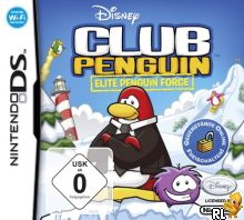 Club Penguin - Elite Penguin Force (G) Box Art