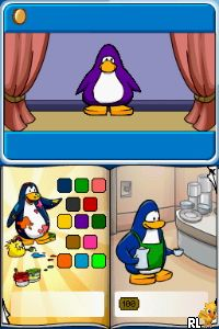 Club Penguin - Elite Penguin Force (G) Screen Shot