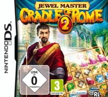 Jewel Master - Cradle of Rome 2 (E) Box Art
