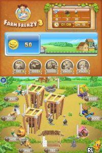 Farm Frenzy 3 (E) ROM < NDS ROMs | Emuparadise