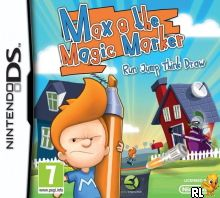Max and the Magic Marker (E) Box Art