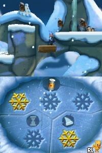 Winter in Blue Mountain (E) Screen Shot
