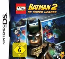 LEGO Batman 2 - DC Super Heroes (E) Box Art