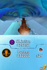 Ice Age 4 - Continental Drift - Arctic Games (E) Screen Shot