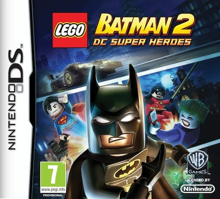 LEGO Batman 2 - DC Super Heroes (U) Box Art